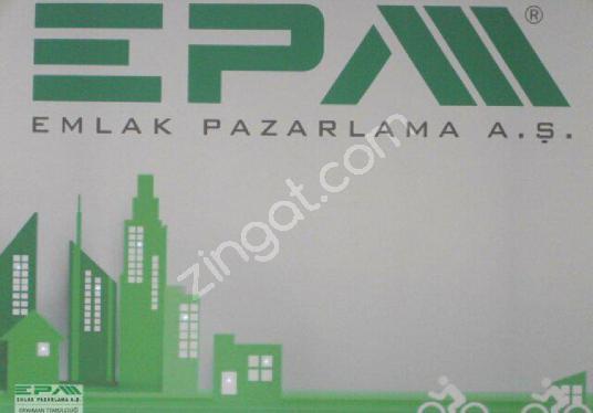 AKYURT TEBERİK'DE SATILIK 996 m2 HİSSELİ TARLA EPA PUSULA'DAN