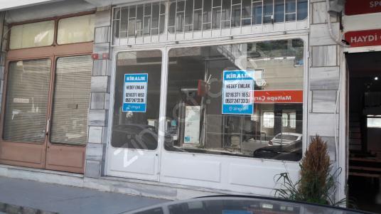 MALTEPE'DE ASMA KATLI 70m2 KİRALIK DÜKKAN - Dış Cephe