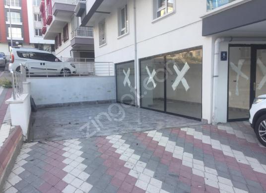 ERKUTTAN DEPOLU KELEPİR  DÜKKAN ÜST 37M2 DEPO 60M2 - Balkon - Teras