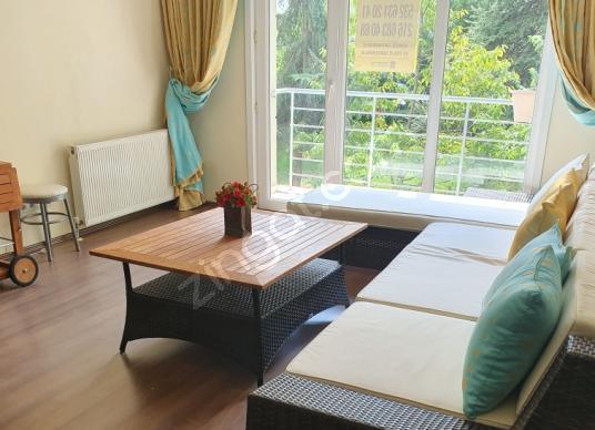 Dumankaya Trend Sitesi 2+1kiralik eşyalı Balkonlu Peyzaj Cepheli - Yatak Odası