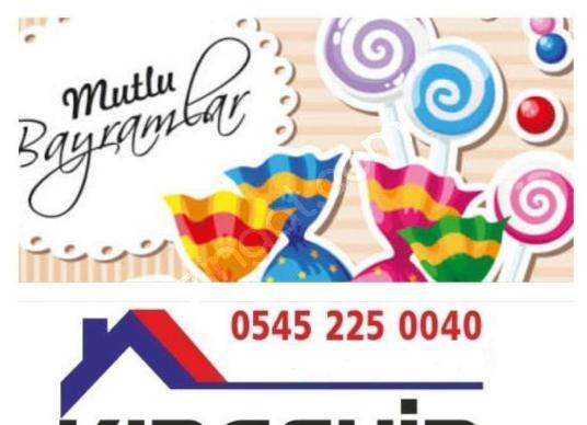 KIRŞEHİR MERKEZDE SİTE ÇERİSİNDE 3+1 SATILK DAİRE - Logo