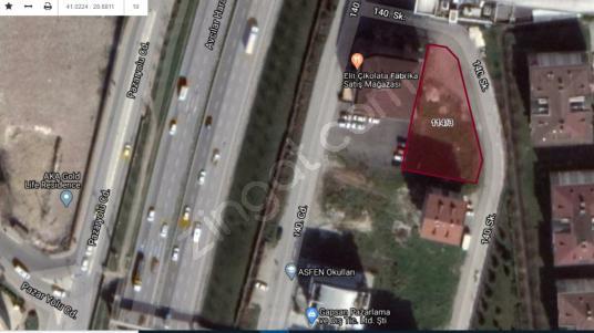 Esenyurt Zafer Mahallesinde 1,000 m2 Ticari İmarlı Arsa