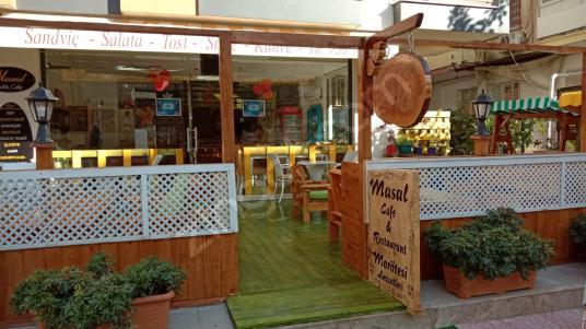 FİYAT DÜŞTÜ..POZCU'DA ANAYOLA YAKIN KONUMDA DEVREN KİRALIK CAFE