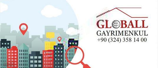 GLOBALL'DEN KUYULUK'TA KÖŞE BAŞI SATILIK ARSA - Logo
