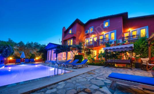 Göcek'te Satılık 9 Odalı Butik Otel (Yonca Resort)