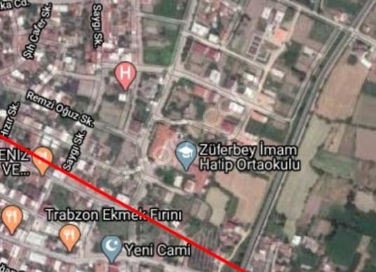 Mustafa Kemalpaşa Lalaşahin Mahallesin'de Satılık Arsa