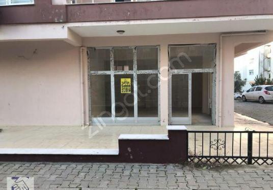 Tire Fatih Mahallesinde Satılık Dükkan - Dış Cephe
