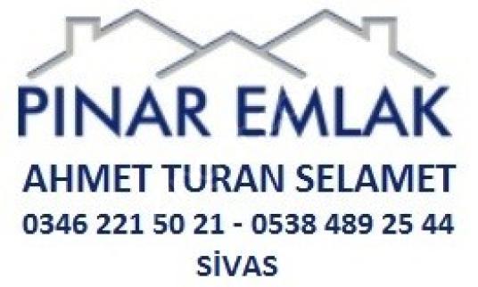 Pınar Emlaktan Sivas Merkez Sirer Pasajında Satılık Büro-Ofis - Logo