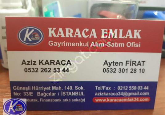 KARACADAN SATILIK 8 KATLI İŞ HANI - Logo