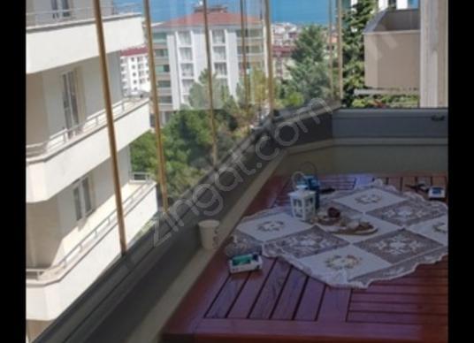 ATAKUM'UN EN GÜZEL YERİNDE Atakum Küçükkolpınar'da Satılık Daire - Balkon - Teras