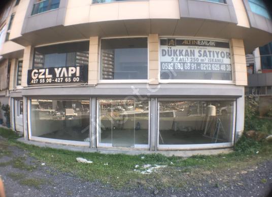 Karadolap Mahallesi Atatürk Bulvarında 2 Katlı 250m2 Dükkan - Dış Cephe