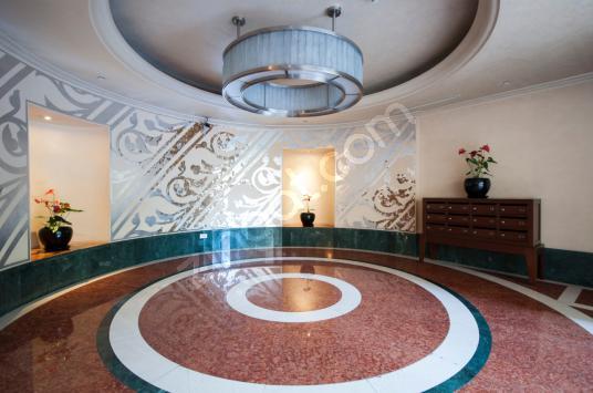 Taksim Residence'da 227 m² 3+1, Full Möbleli Ara Dubleks - Sauna