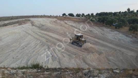 Mut Haydarköy'de Satılık Tek Tapu 104 Dönüm İmar yoluna çepeli