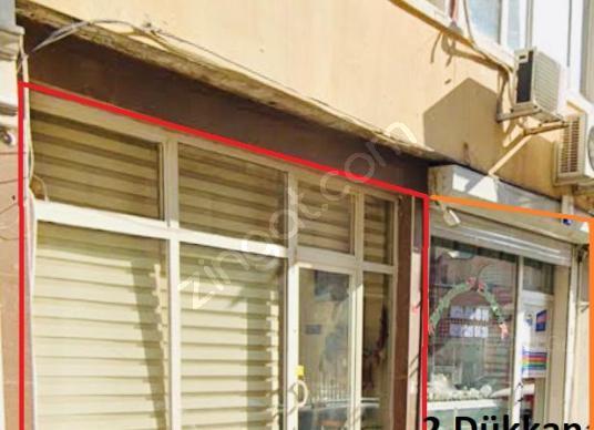 Mavia'dan Vatan Caddesi Paralelinde Satılık 50m2 Dükkan