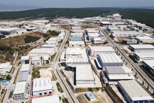 İTOB  OSB de Satılık Fabrika - Manzara