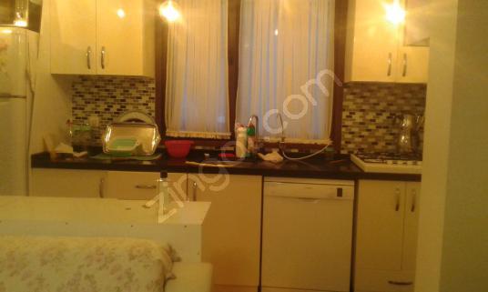 SEYRANTEPEDE 2+1 75 m² VERANDALI,ŞELALELİ BAHÇE KATI DAİRE - Mutfak