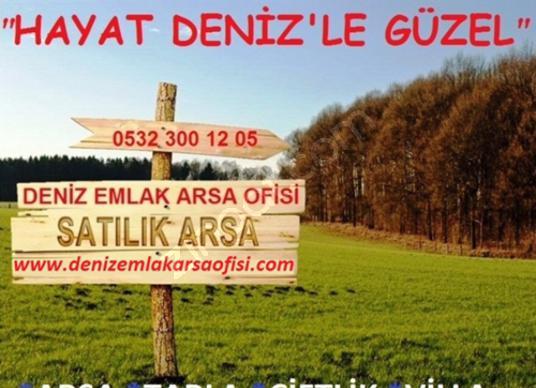 Kadıköy'de Müstakil Tek Tapu 4 dönüm satılık tarla - Arsa