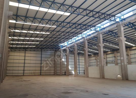 Şekerpınar'da 2500 m2 Kapalı Alan 5000m2 Açık Alanlı Satılık Fab