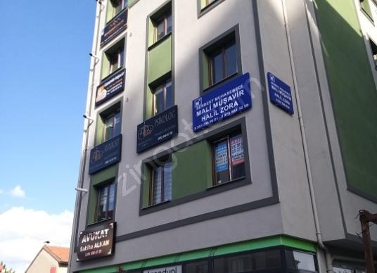 Uşak, Şehir Merkezi,Durak Özgöbek Otel Arası Sıfır Eşyalı 1+1 Ap - Dış Cephe