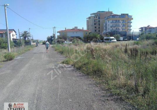 ARSA DENİZE 160 METRE MESAFEDE SARIMSAKLIDA - Sokak Cadde Görünümü