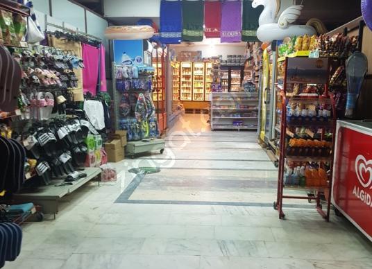 Didim Altınkum'da Devren satılık market