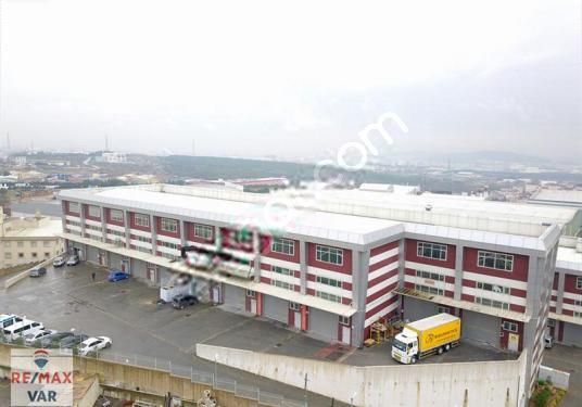 Tuzla Tepeören'de Site İçerisinde 173 m2 Satılık Ofisli Dükkan - Manzara