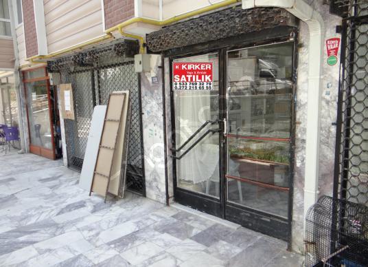 KIRKER Emlak'tan Harb-iş Mh. Satılık 35 M² Fırsat Dükkan ! - Balkon - Teras
