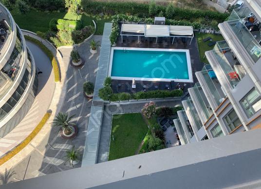 Nef 03 1+1 Havuz Cephe Klimalı Eşyalı / Pool Side Furnished w/AC