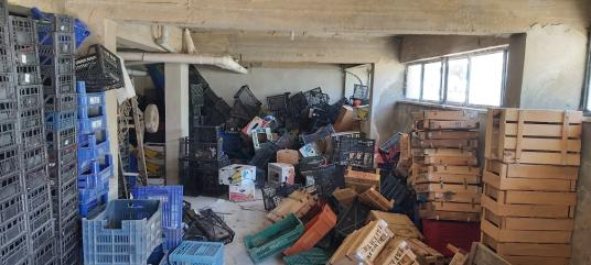 Kırklareli Merkez Karacaibrahim'de 130 m2 Satılık Depo / Antrepo - undefined