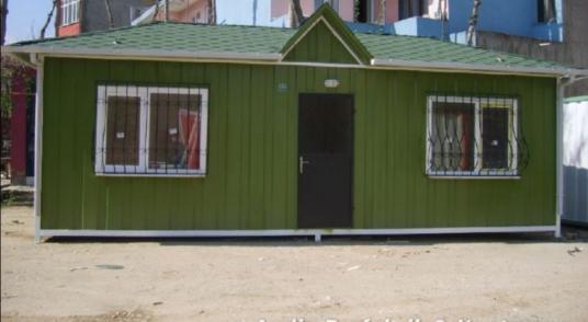 Dikili Cumhuriyet'te Satılık Prefabrik Ev