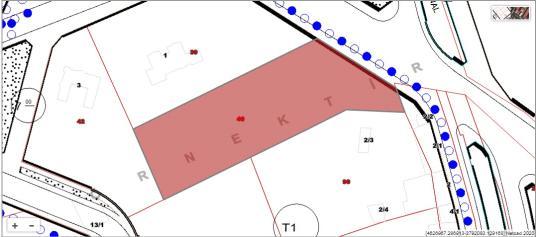 SATILIK T1 ARSASI / LALELİ ANA CADDE CEPHELİ - Harita