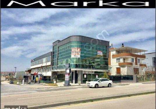 Eryaman Marka'dan Cadde üzeri Köşe Parselde Satılık Plaza