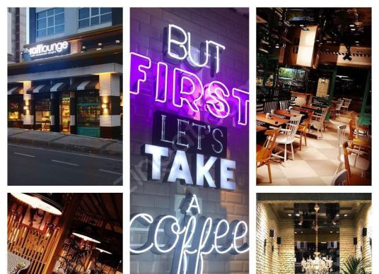 ATAŞEHİR TURGUT ÖZAL BULVARINDA LÜX RESTAURANT CAFFE BAR - undefined