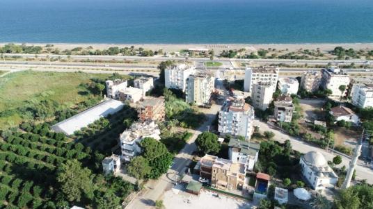 Finike Sahilkent Mahallesi Deniz Manzaralı Satılık Villa