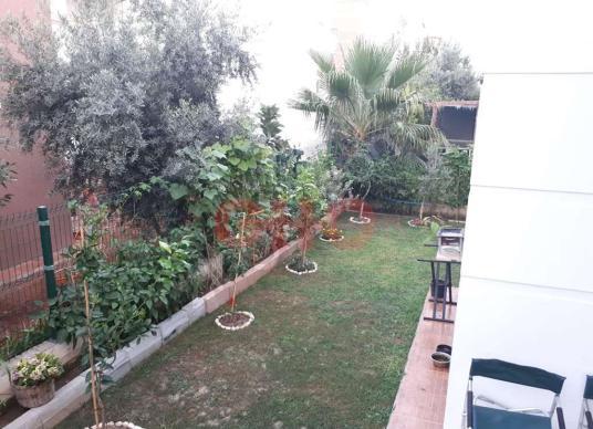 Karaağaç Yeşilada Sitesinde Bahçeli Dubleks Villa