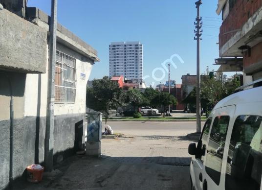 Seyhan Ziyapaşa'da Satılık Müstakil Ev - Sokak Cadde Görünümü