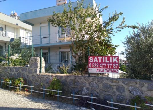 Seferihisar Akarca'da satılık müstakil ev
