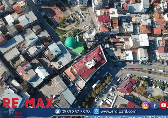 İzmir Karabağlar Sağlık Bakanlığı Kiracılı Satılık Ofis