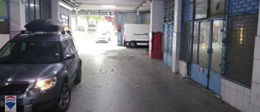Bayrampaşa maltepe emintaş 2 sitesinde satılık45m² işyeri - Sokak Cadde Görünümü