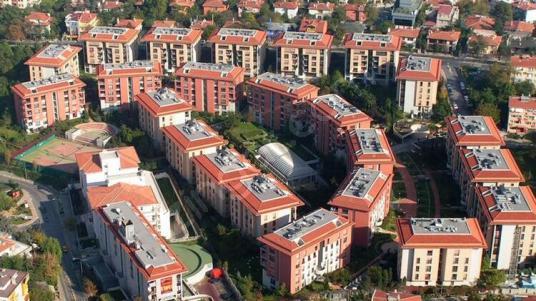 LÜKS SİTE KİRALIK 4+2 BAHÇE DUBLEX  -Luxury Duplex Flat for Rent