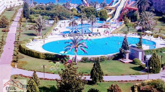 EYLÜL'DEN QUEENABA SİTESİNDE KİRALIK YAZLIK DAİRELER - Yüzme Havuzu