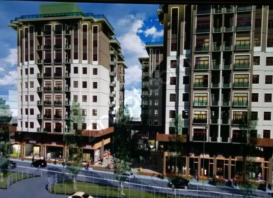 Toki ve Emlak konut Gyo Kentsel dönüşüm Projesinde  3+1 Satılık. - Site İçi Görünüm