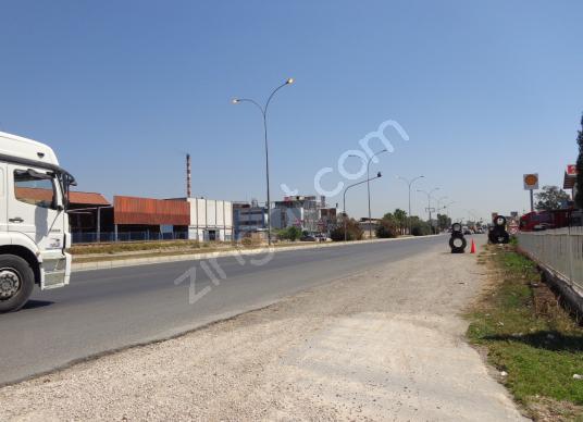 HİPODROM CİVARINDA ANA YOLA CEPHELİ 10020 m2 SANAYİ İMARLI ARSA - Sokak Cadde Görünümü