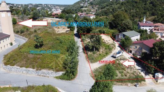 Beykoz, Çavuşbaşı Çengeldere Mah. satılık 885 m2 arsa