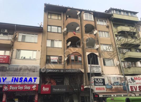 ŞEREFİYE MAH. AHMET BEKTAŞ EMLAK'TAN 3+1 140m2 KİRALIK HOME OFİS - Dış Cephe