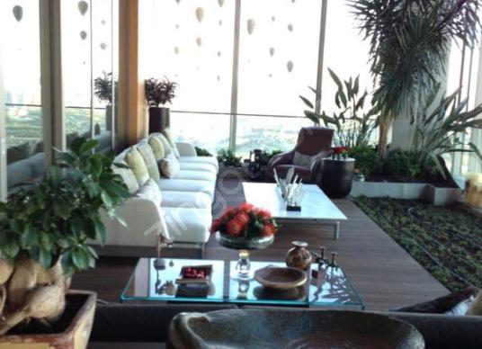 Sapphire Residence Satılık 320m2+150m2 Bahçeli Özel Daire zorlu