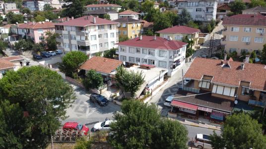 Beykoz Gümüşsuyu'nda Merkezi konumda Kiracılı Dükkan ve Ev - Manzara