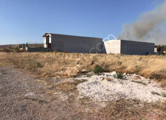 Akhisar Hacı İshak'ta Satılık Sanayi İmarlı fırsat arsa 271 m2 - Arsa