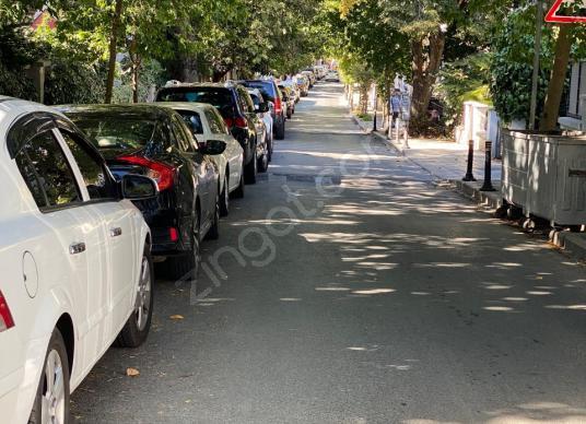 Levent 'de Merkezi Konumda Yatırımcıya KİRA GETİRİLİ VİLLA - Sokak Cadde Görünümü