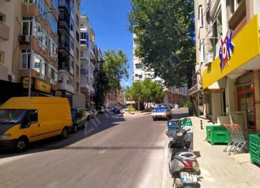 SATILIK ANA CADDE ÜZERİ 220 MT KÖŞE MAĞAZA DÜKKAN - Sokak Cadde Görünümü